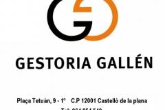 GESTORIA GALLÉN